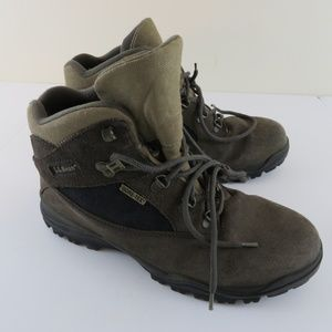 LL bean Goretex ankle winter outdoor hiking boots